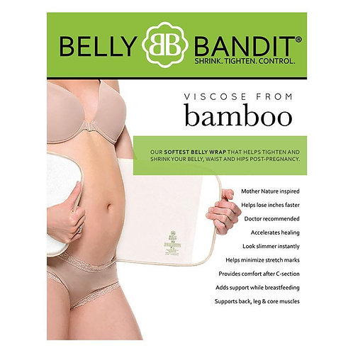Belly Bandit Bamboo Belly Wrap (Nude)
