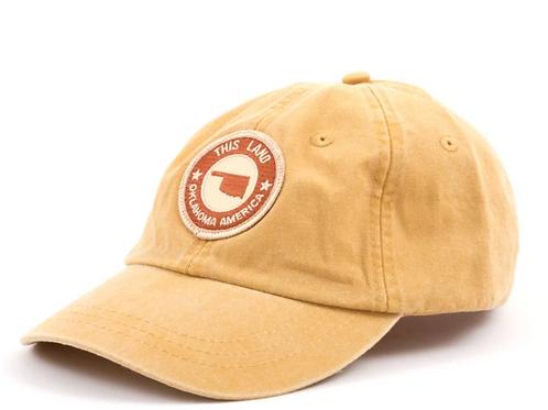 This Land Oklahoma Hat