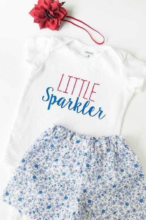 Little Sparkler Onesie