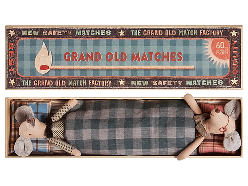 Maileg Mice Grand Old Matches