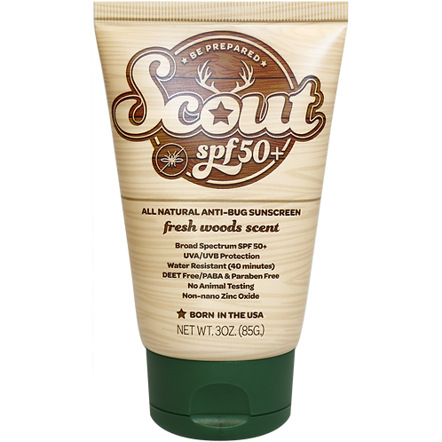Scout Sunscreen