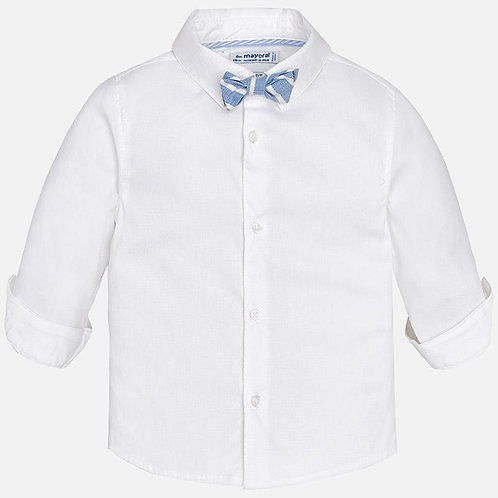 Mayoral White Button Up