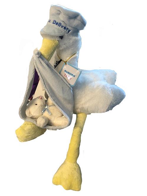 Aurora Baby Stork