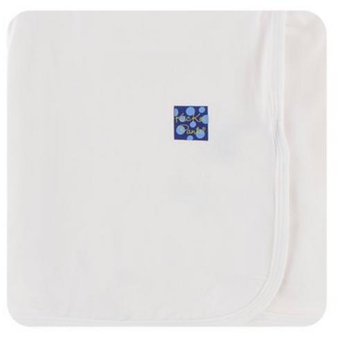 KicKee Pants - Essentials Solid Swaddling Blanket