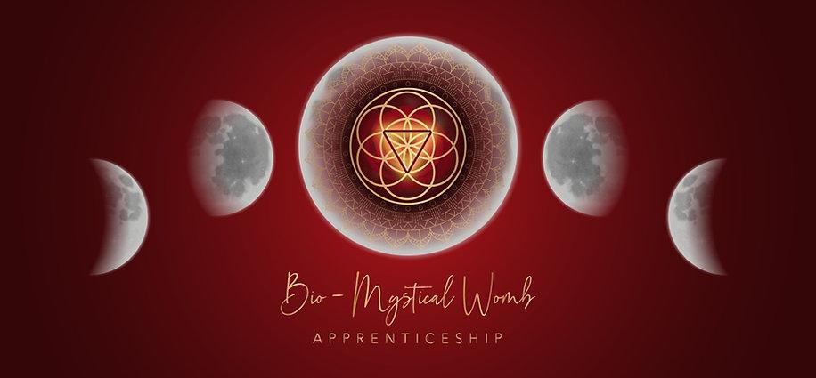 Bio-Mystical Womb Apprenticeship Logo Ba