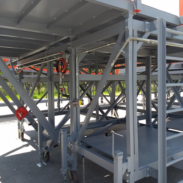 ISO Maintenance Platform