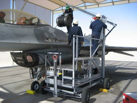 PDI Awarded F-16 Gun Maintenance Trailer Contract from U.S. Air Force