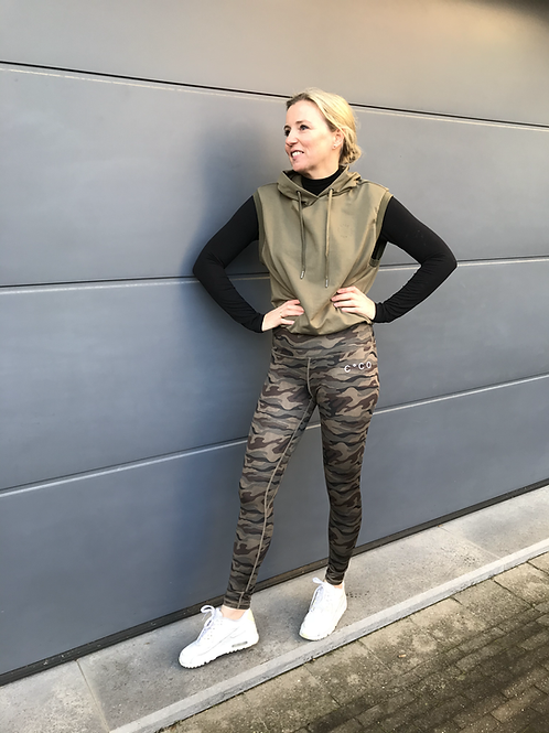 Co'couture army sweat pants