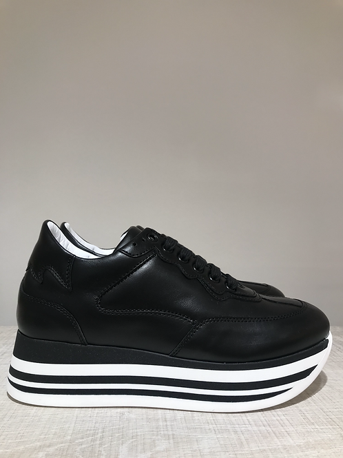 Fiamme black/white sneaker