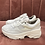 Thumbnail: Selected white trendy sneaker