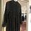 Thumbnail: Co'couture black/gold  smock dress