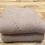 Thumbnail: Soft beige warm scarf