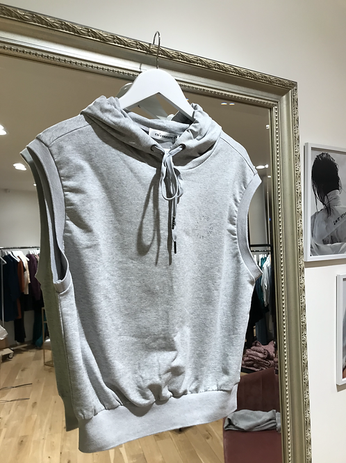 Co'couture light grey hoodie home wear