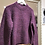 Thumbnail: Violet very warm & soft knit