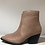 Thumbnail: Selected leather cognac boots