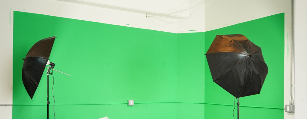 Chroma Key Wall