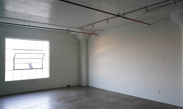 Empty Studio Wall