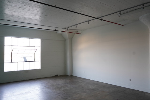 Empty Studio Wall