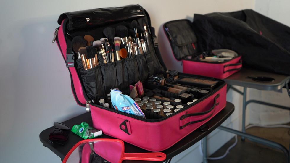 Makeup Services - KSV Artistry