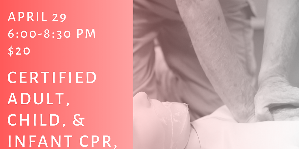 CPR/AED and First Aid