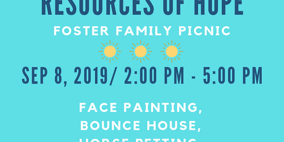 Foster Family Picnic