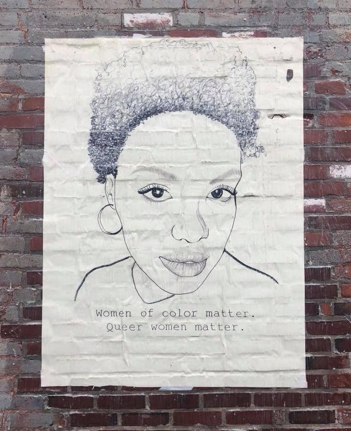 Women of Color Matter. Queer Women Matter.