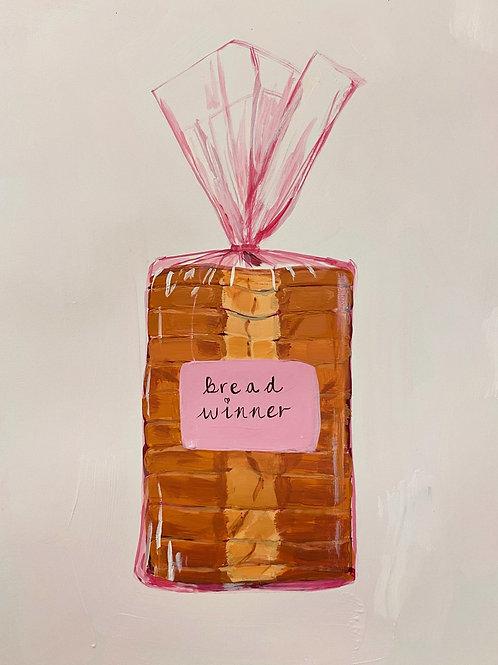 Bread Winner Print