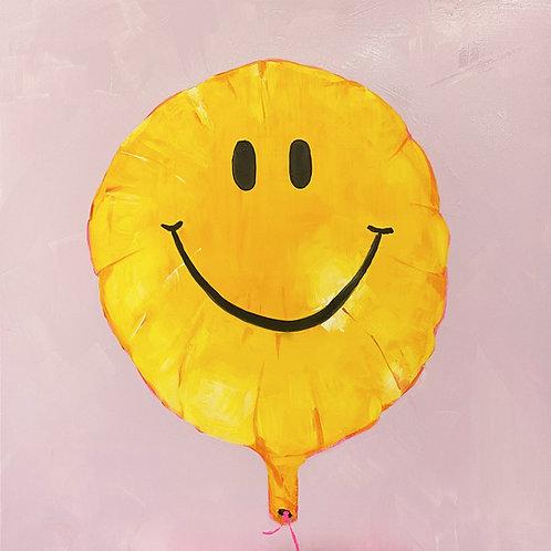 Still Life With Mylar Balloon