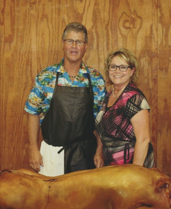 Dale and Joann Akey Owners