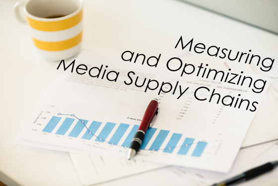 Measuring and Optimizing Media Supply Chains
