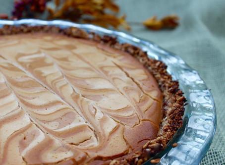 Marbled Pumpkin Pie