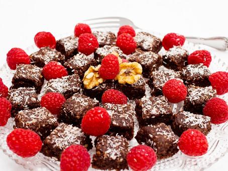 Chocolate Power Bites