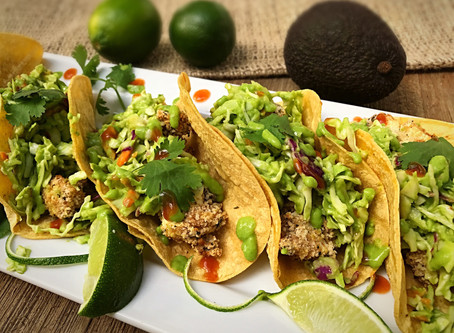 Seaside Lime Tacos