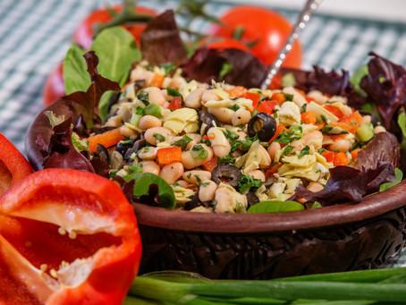 Artichoke and White Bean Salad