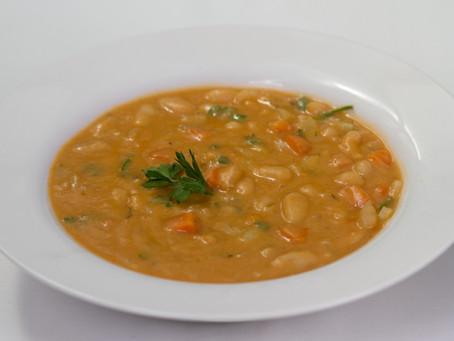 Creamy White Bean Soup