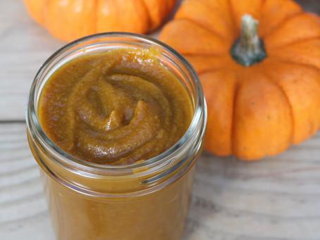 Crockpot Pumpkin Butter