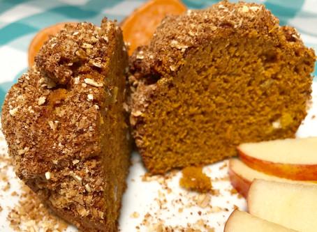 Sweet Potato Spice Muffins