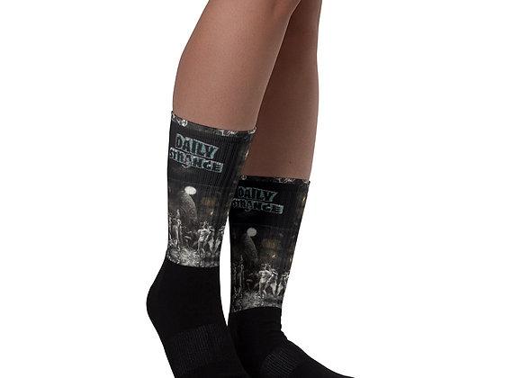Daily Strange Mystic Socks