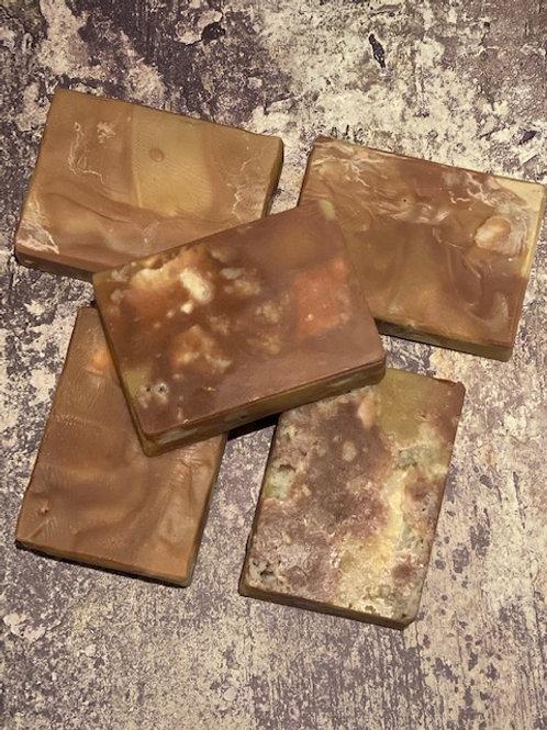 Marbled Sugar Cookie Soap (Organic)