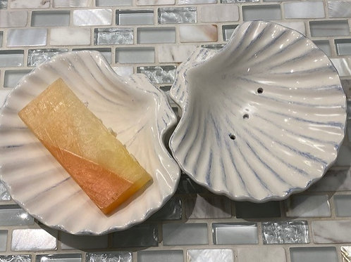Shell Shaped Soap Dish