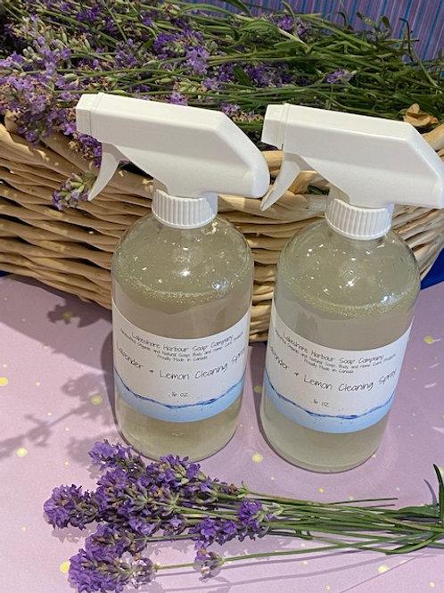 Lavender / Lemon Cleaning Spray