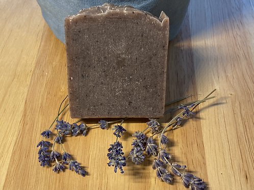 Lavender  (with organic ingredients)
