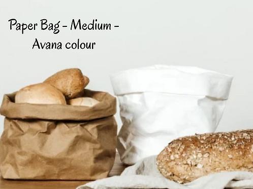 Uashmama Paper Bag - Medium size, different colours