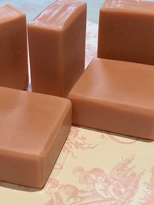 Pink Grapefruit & Bergamot Soap (Organic)