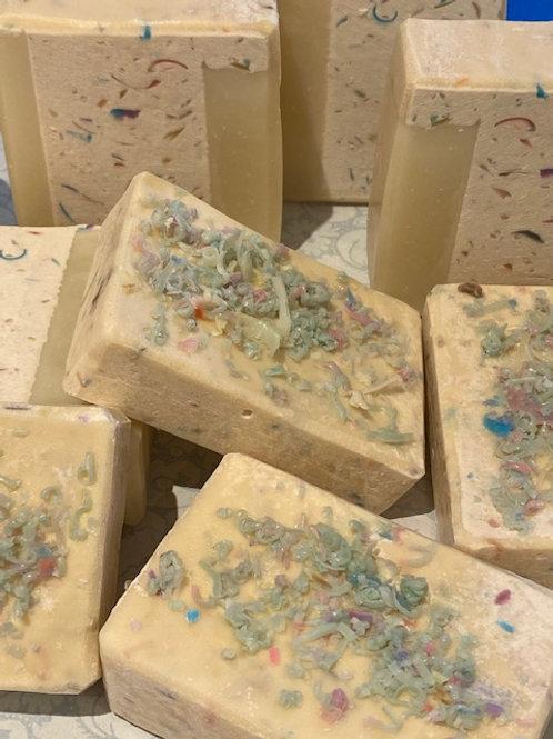Cake Scented Soap (Organic)
