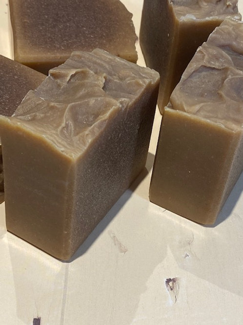 Goat's Milk Soap & Vitamin E (Organic) (part of the Naked Line)