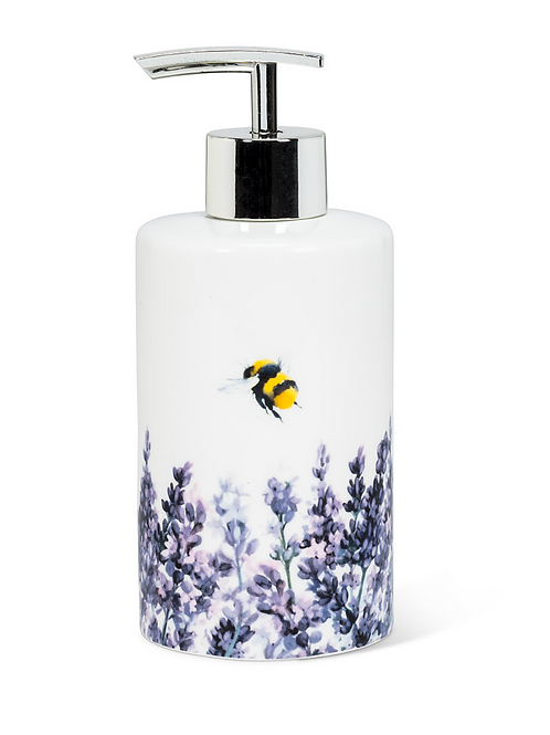 Lavender and Bee Soap or Lotion pump