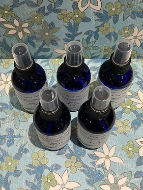 Custom Body Spray or Linen Spray
