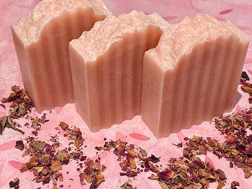 Rose Soap (Organic)