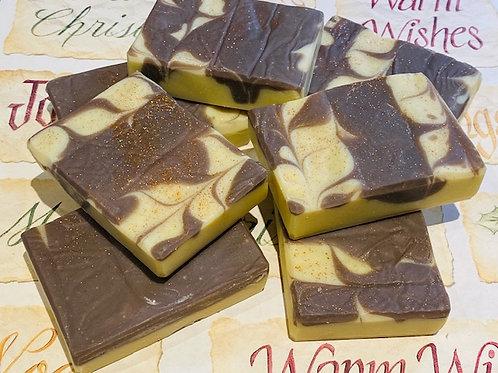Almond & French Vanilla Soap (Organic)